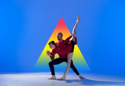 David Hughes Dance Scotland | TRIALOGUE: Three Modern Classics