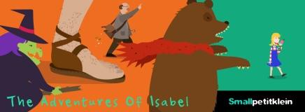 Smallpetitklein | Adventures ofIsabel